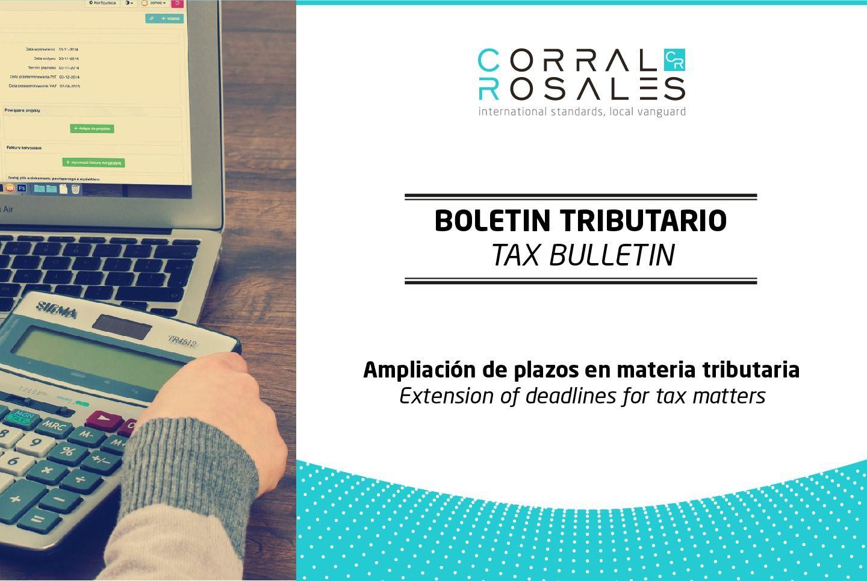 deadlines-extension-tax-matters