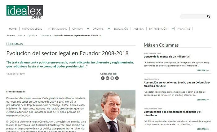 francisco-rosales-evolucion-sector-legal-ecuador-abogados