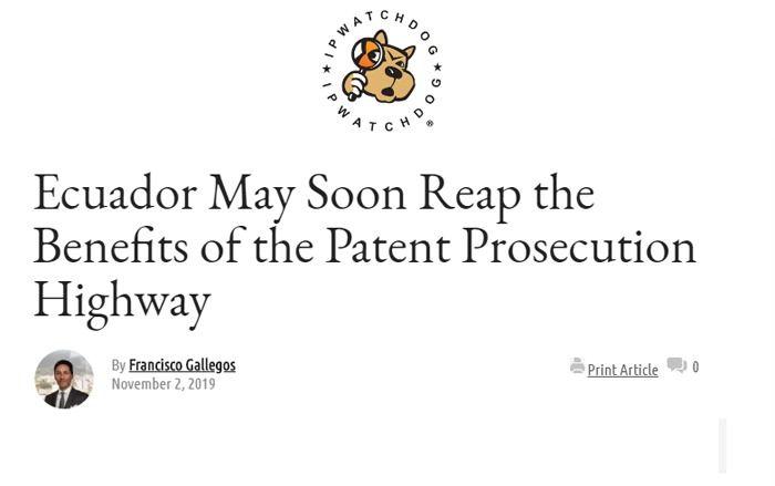 procedimiento-acelerado-patentes-ipwatchdog-Francisco-Gallegos-ecuador-abogados