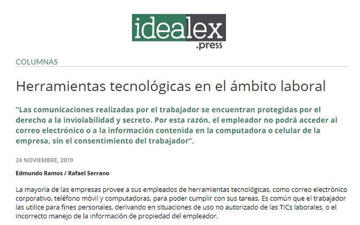 tics-ambito-laboral-edmundo-ramos-rafael-serrano-idelaex-ecuador-abogados