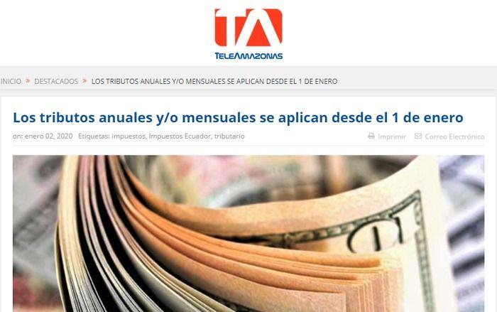 teleamazonas-andrea-moya-tributos-reforma-abogados-ecuador
