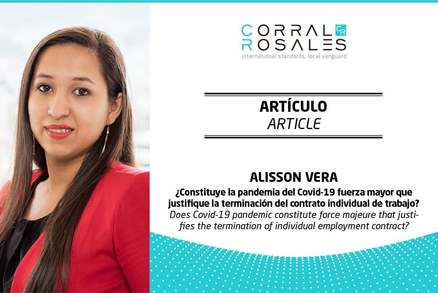 force-majeure-individual-employment-contract-alisson-vera-lawyer-ecuador