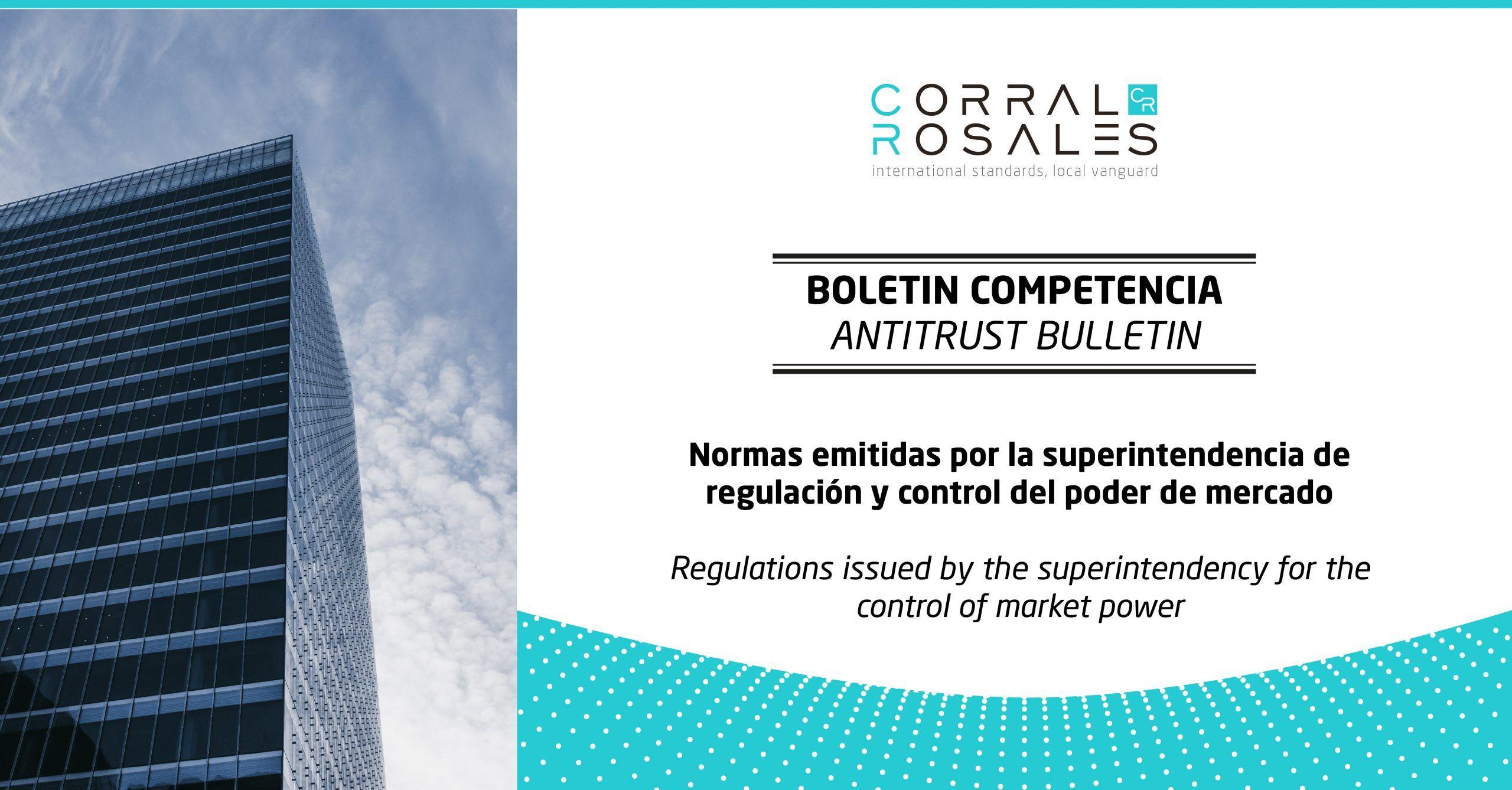 normas-emitidas-por-la-superintendencia-de-regulacion-y-control-del-poder-de-mercado