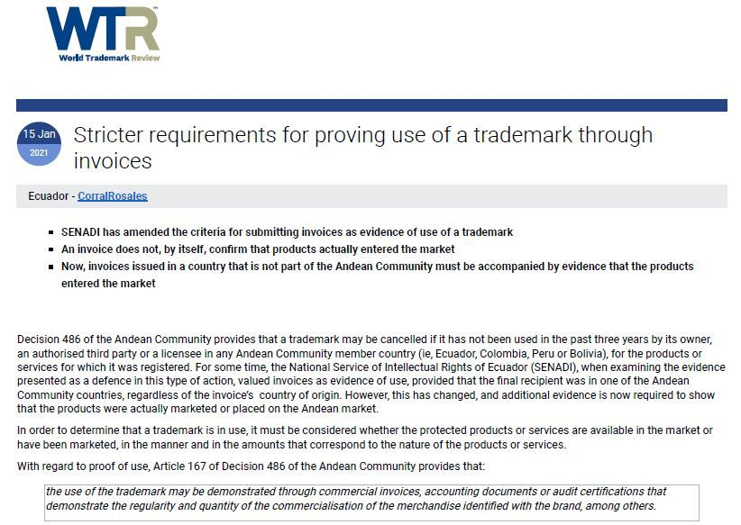 world-trademark-review-los-requisitos-mas-estrictos-para-probar-el-uso-de-una-marca-comercial-mediante-facturas-abogados-ecuador