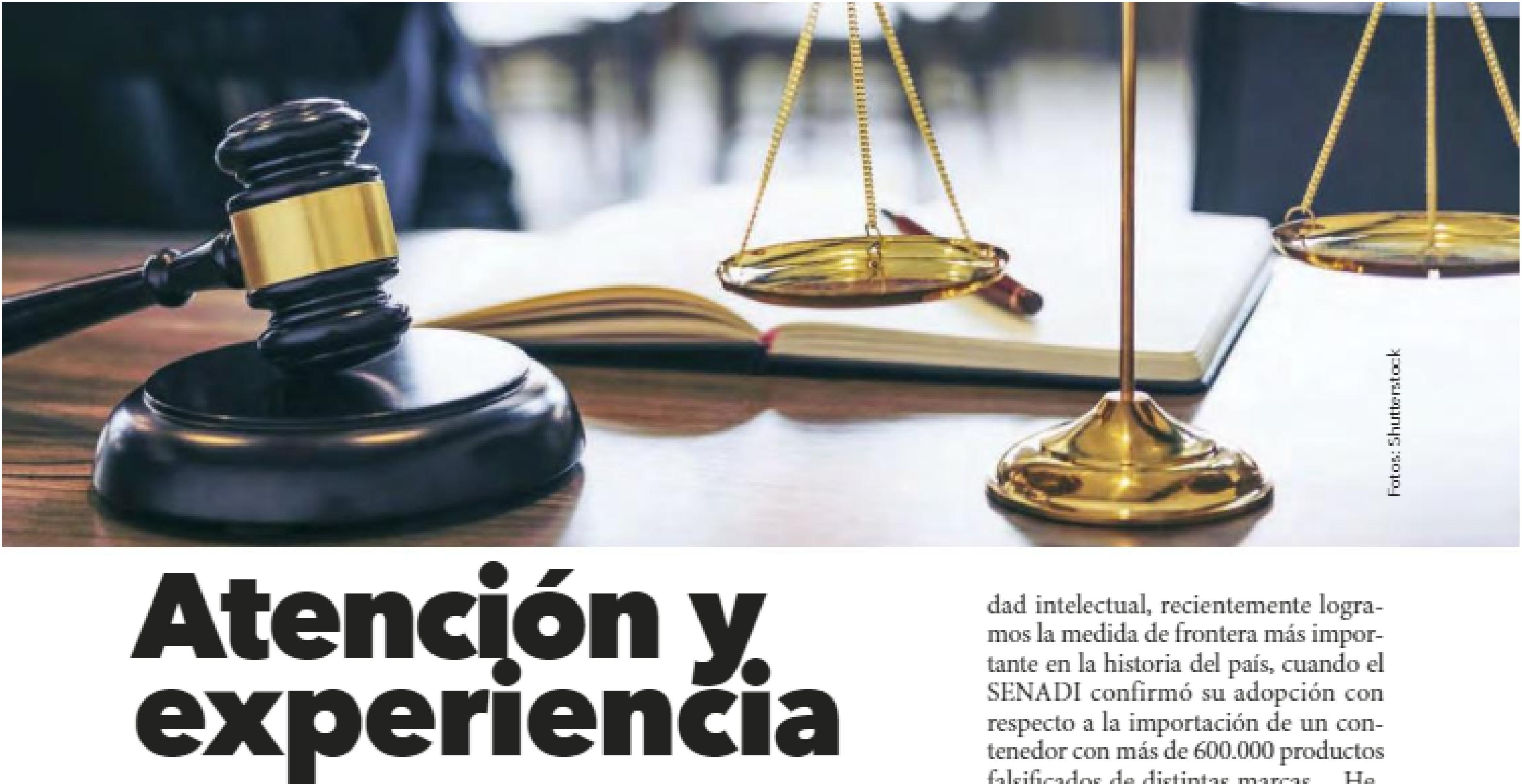 Revista Enfoque - Atención y experiencia - CorralRosales - Abogados en Ecuador