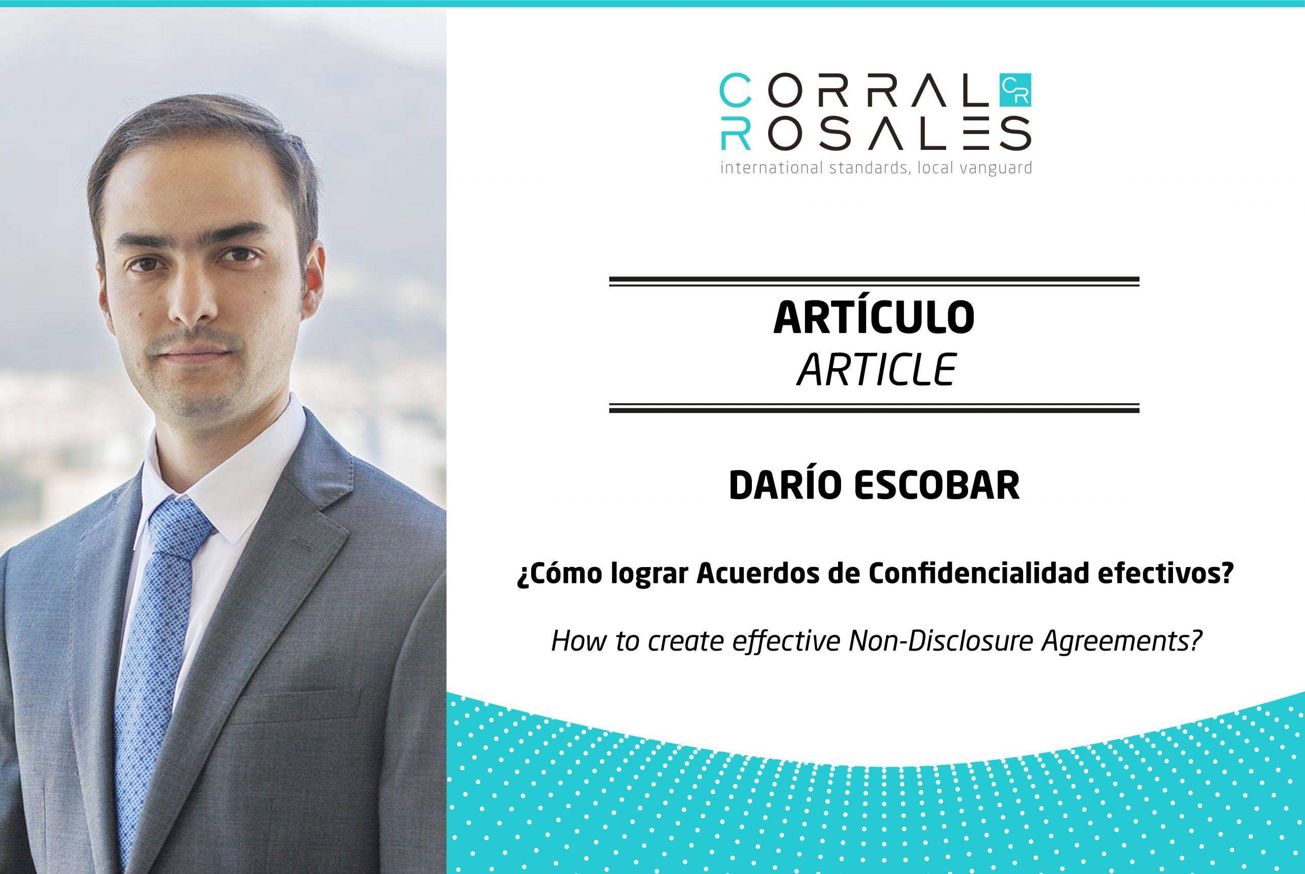 ¿Cómo lograr Acuerdos de Confidencialidad efectivos? - CorralRosales - Abogados Ecuador